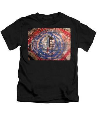 Eye Of The Beholder Kids T-Shirt