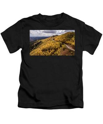Fall Drive Kids T-Shirt