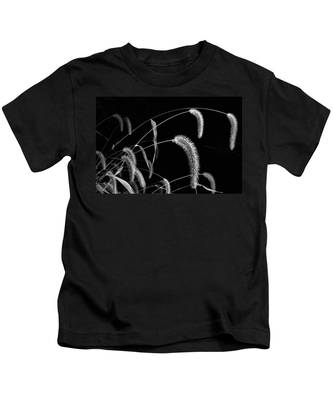Fall Grass 3 Kids T-Shirt