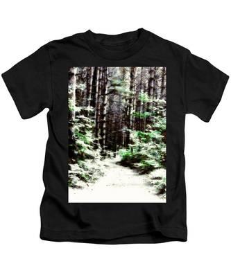 Fantasy Forest Kids T-Shirt