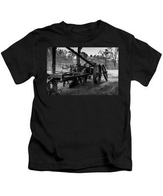 Farming Equipment Kids T-Shirt