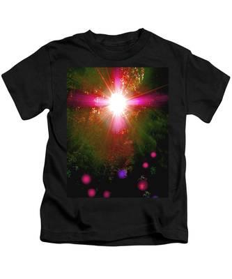 Forest Spirit Kids T-Shirt