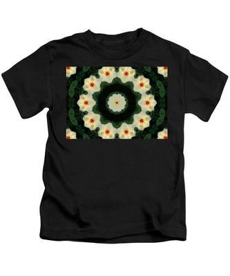 Golden Antennae Kids T-Shirt