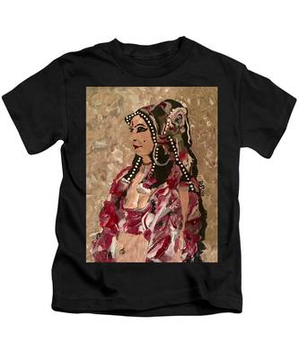 Gypsy Dancer Kids T-Shirt