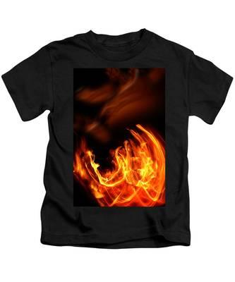 Heavenly Flame Kids T-Shirt