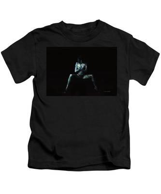 Hidden In Shadows Kids T-Shirt