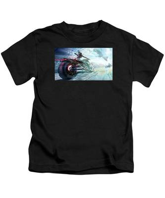 Holy Crap That Is Fast. Kids T-Shirt