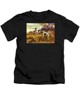 Hunting Dogs No1 Kids T-Shirt