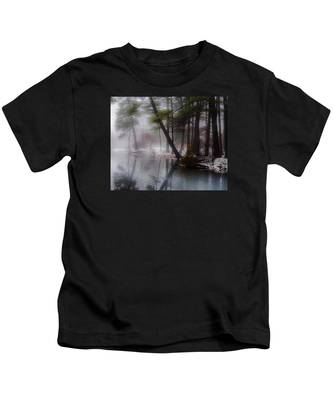 In A Fog Kids T-Shirt