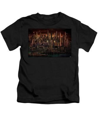Industrial Psychosis Kids T-Shirt