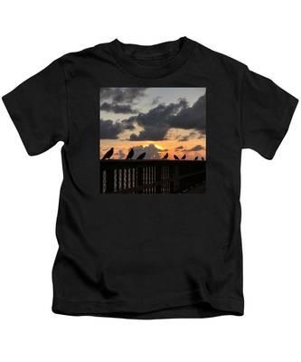 Keeper Of The Pier Kids T-Shirt
