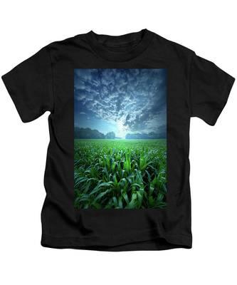 Knee High Kids T-Shirt