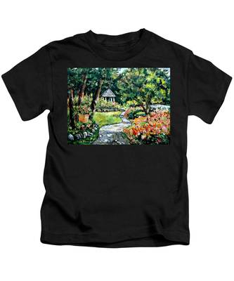 La Paloma Gardens Kids T-Shirt