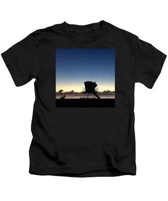 Life Guard Shack Kids T-Shirt