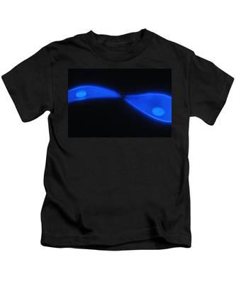 Liquid Blue 2 Kids T-Shirt