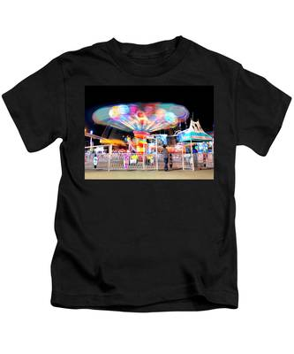 Lolipop Wheel- Kids T-Shirt