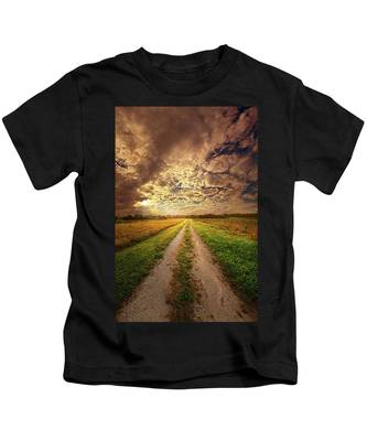 Looking Back On The Memory Of Kids T-Shirt