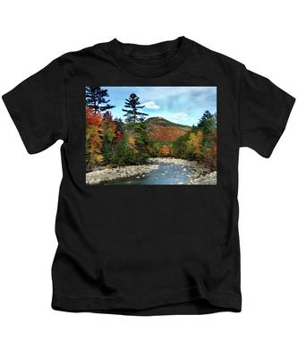 Mad River By Welch And Dickey  Kids T-Shirt