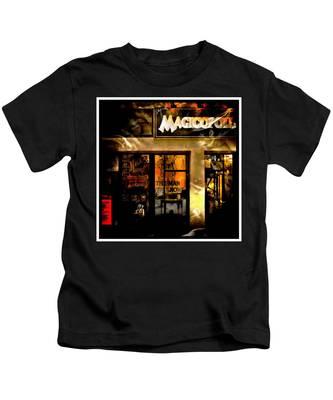 Magicopolis Window Kids T-Shirt