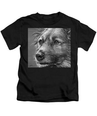 Old Charlie Kids T-Shirt