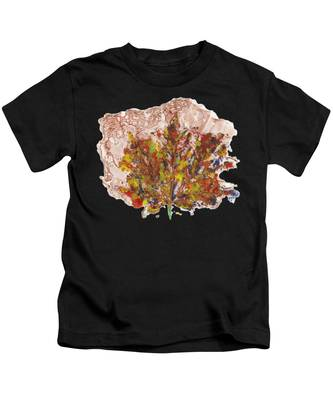 Painted Nature 3 Kids T-Shirt
