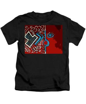 Peace Pipe Kids T-Shirt