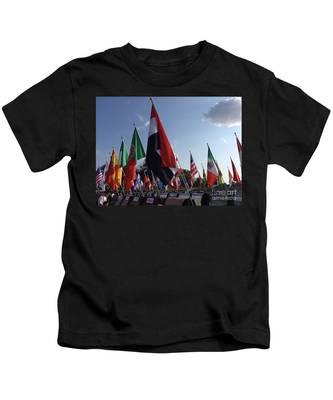 Realms Kids T-Shirt