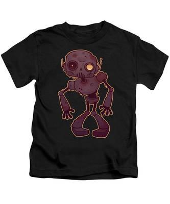 Rust Kids T-Shirts
