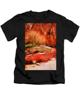 Secret Footbridge Kids T-Shirt