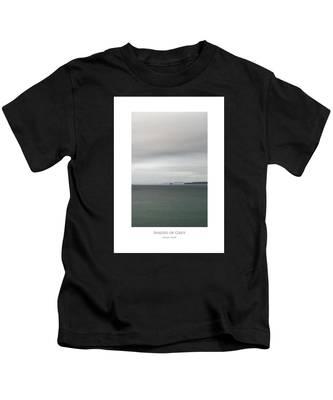 Shades Of Grey Kids T-Shirt