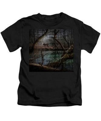 Silent Forest Kids T-Shirt