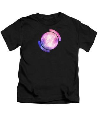 Cubism Kids T-Shirts