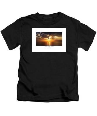 Soleil D'or - Corfu Kids T-Shirt