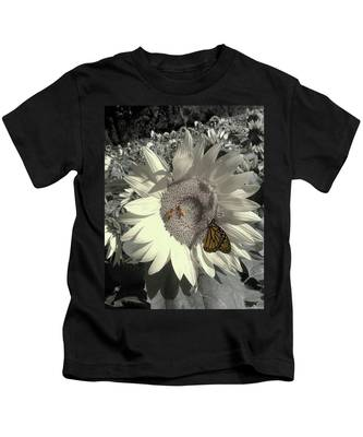 Sunflower Tint Kids T-Shirt