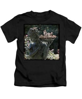 The Bird Bath Kids T-Shirt