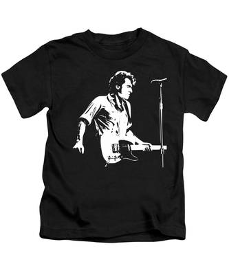 Bruce Springsteen Kids T-Shirts