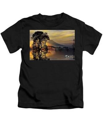The Days Blank Slate Kids T-Shirt