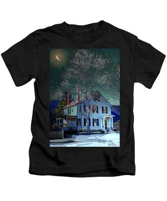 The Noble House Kids T-Shirt