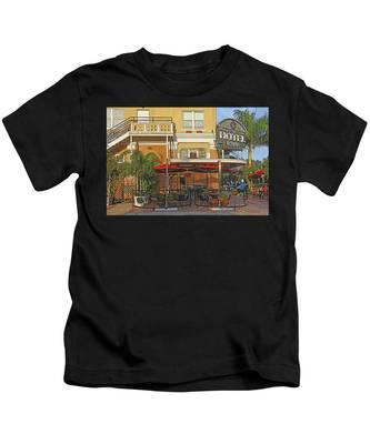 The Ponce De Leon Hotel Kids T-Shirt