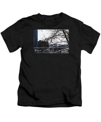 The River Divide Kids T-Shirt