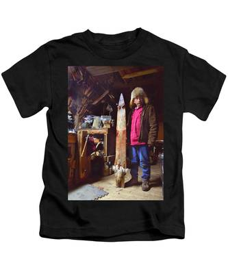 The Stretching Board Kids T-Shirt