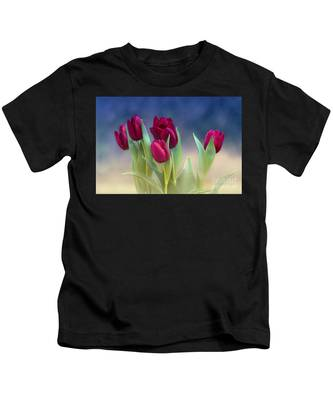 Tulips For Spring Kids T-Shirt