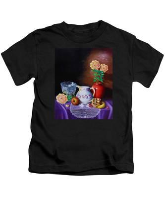 Nostalgic Vision Kids T-Shirt