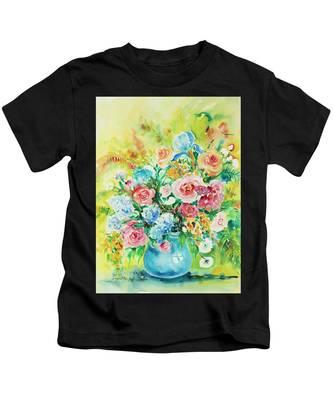 Watercolor Series 120 Kids T-Shirt
