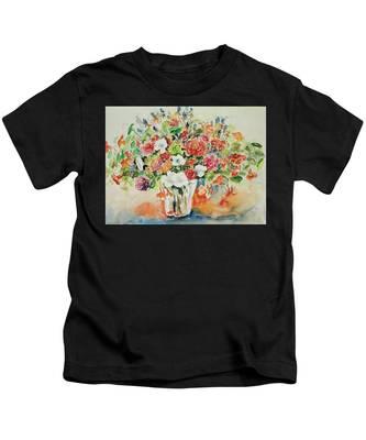 Watercolor Series 23 Kids T-Shirt