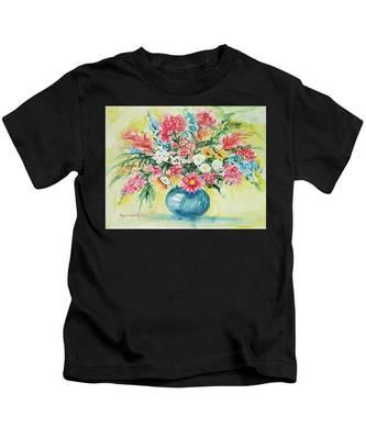 Watercolor Series 58 Kids T-Shirt