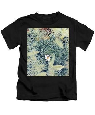 White Cosmo Kids T-Shirt