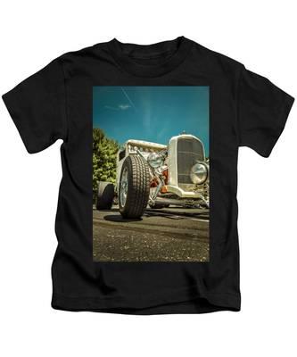 White Rod Kids T-Shirt
