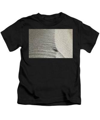 Wind Pattern Kids T-Shirt