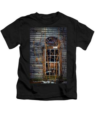 Window Shopping Kids T-Shirt